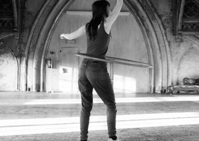 Hilde Werner | VINEX: silent disco Metaal Kathedraal