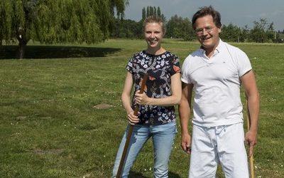 Project VINEX: Hilde krijgt Aikido-les