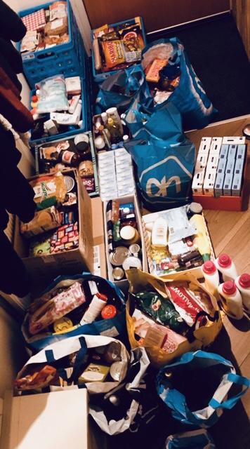 Inzamelingsactie Voedselbank Leidsche Rijn