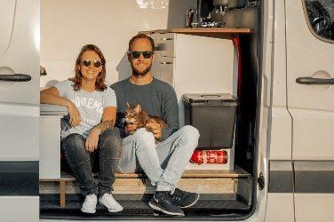 Niels en Shamira publiceren gratis camper bouw gids